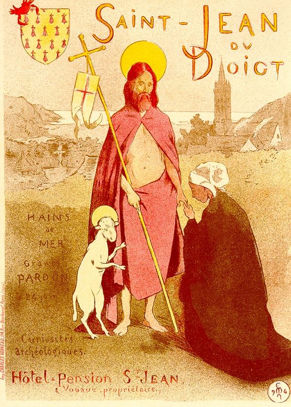 Les affiches de Bretagne de 1895 à 1939