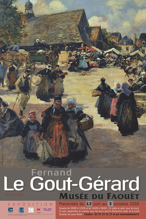 Fernand Le Gout-Gérard (1854-1924)