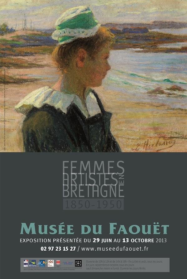 Femmes artistes en Bretagne (1850-1950)