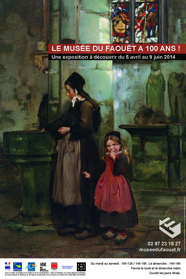 Le musée du Faouët a 100 ans!