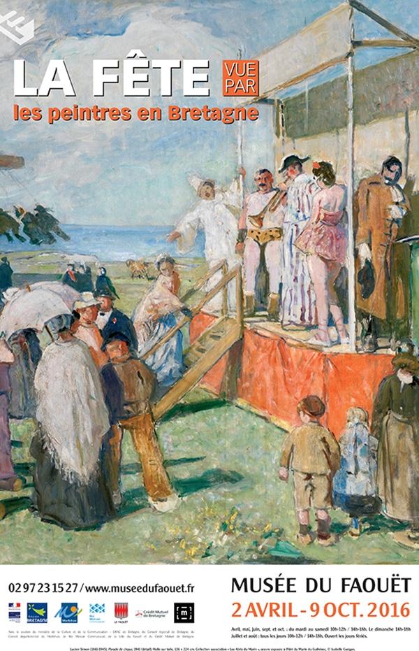 La Fête dans la peinture bretonne