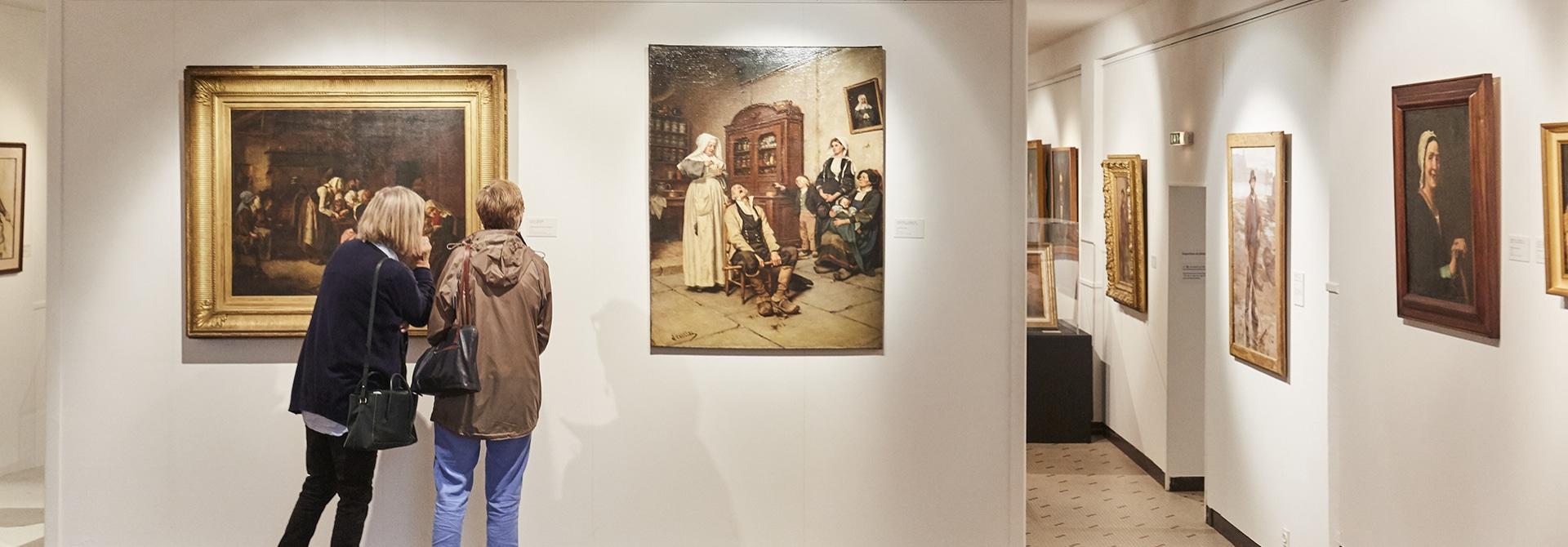 Bienvenue au Musée du Faouët