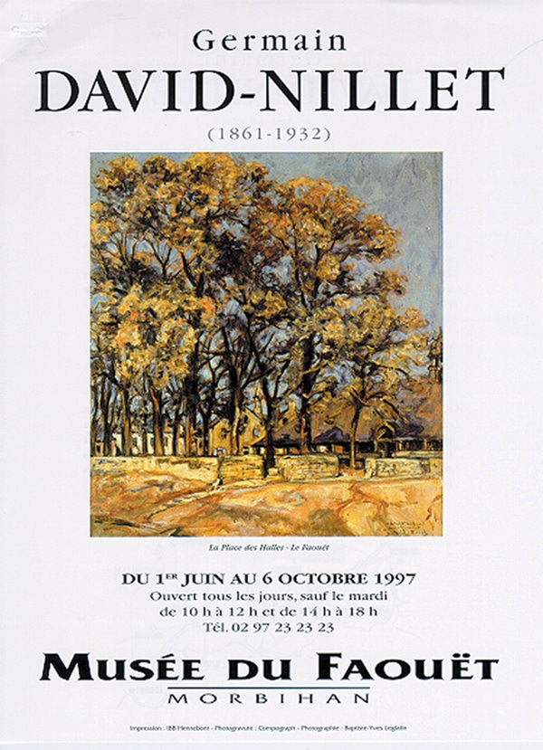 Germain-David Nillet (1861-1932)
