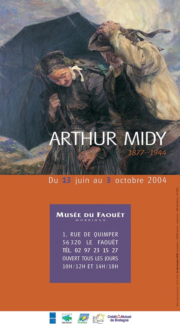 Arthur MIDY (1877-1944)