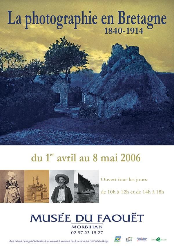 La photographie en Bretagne (1840-1914)