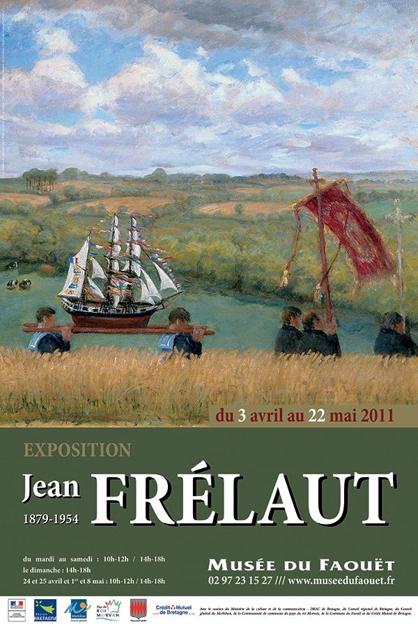 Jean Frélaut (1879-1954), l'œuvre peint